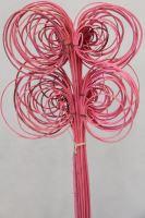 CANE CONE BLCH COLOR růžová