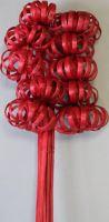Ratan bal new o/s červená