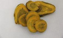 Dřívka barvená ŠARŽE žlutá