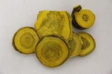 Dřívka barvená ŠARŽE sv. žlutá