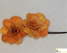 Betal rose 6 cm oranžová