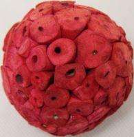 Sola ata 6cm color červená