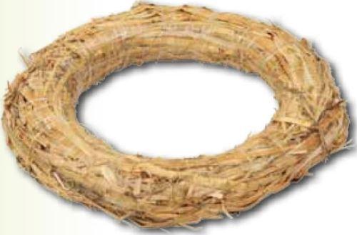 Slaměný kruh 30 cm