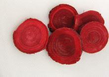Dřívka barvená ŠARŽE červená